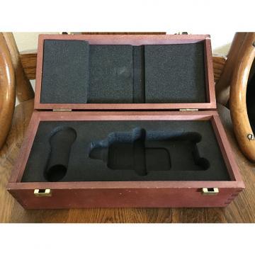 Custom Neumann TLM 103 Wooden Box