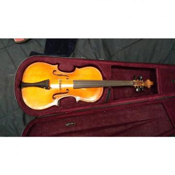 Custom Phidelity Concepts 4/4 advanced violin 2015 fossile based shellac