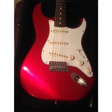 Custom Squier Classic Vibe '60s Stratocaster w/ many upgrades Candy Apple Red