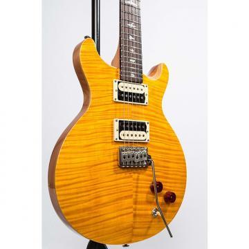 Custom Paul Reed Smith PRS SE Santana, Santana Yellow 2017 Santana Yellow