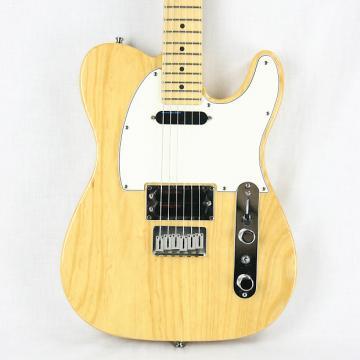 Custom MINTY 1992 Fender USA Telecaster Plus Natural w/ OHSC! Version 1 V1 Lace Sensor American Tele! Jonny Greenwood Radiohead