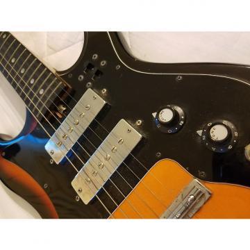 Custom Harmony H802 1973 Sunburst