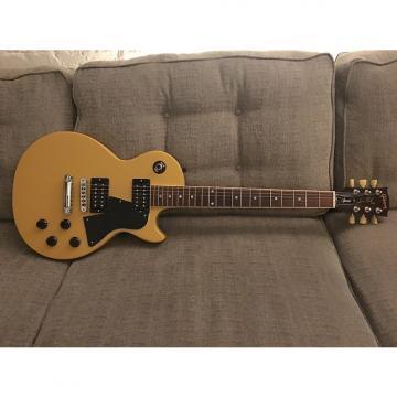 Custom Gibson Les Paul Jr Special Humbucker 2012 Satin Yellow