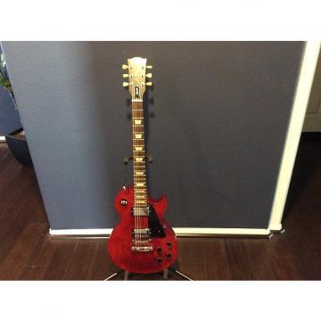 Custom Gibson Les Paul Studio 2012 Cherry wood