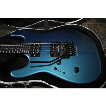 Custom Carvin ST300C Left handed 2011 Pearl blue