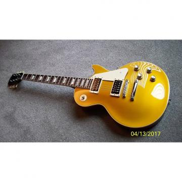 Custom Gibson Custom Shop M2M Standard Historic 1957 Les Paul Goldtop Reissue 2016 60s slim neck