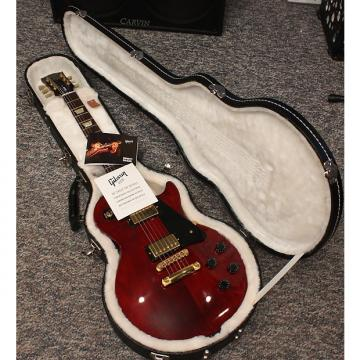 Custom Gibson Les Paul Studio Wine Red 2010 Near mint Condition