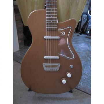 Custom NOS Danelectro D56GTR-CPR like U1 Single Cutaway 2010 Copper