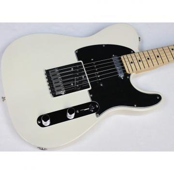 Custom Fender Deluxe Nashville Tele w/ Gig Bag, White Blonde, NEW! Telecaster #34788