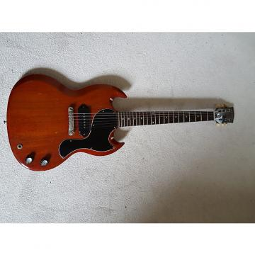 Custom 1964 Gibson SG Junior in Cherry Finish - All Original Very Good to Excellent Condition