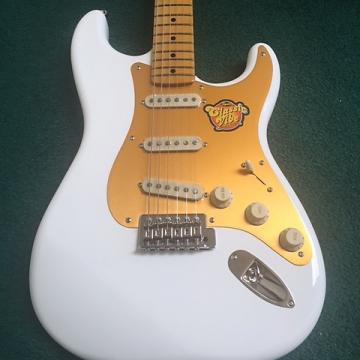 Custom Squire Classic Vibe '50s Stratocaster 2013 Olympic White
