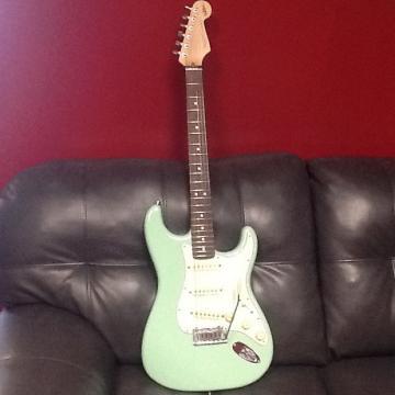 Custom Fender Jeff Beck Stratocaster 2014 Surf Green