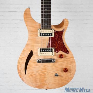 Custom Paul Reed Smith PRS SE Custom 22 Semi-Hollow Electric Guitar Natural w/Gig Bag