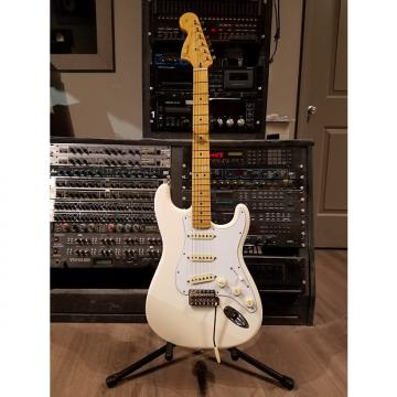 Custom Fender Jimi Hendrix Olympic White