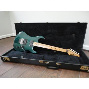 Custom Kramer Pacer Imperial 1983 Transparent Green