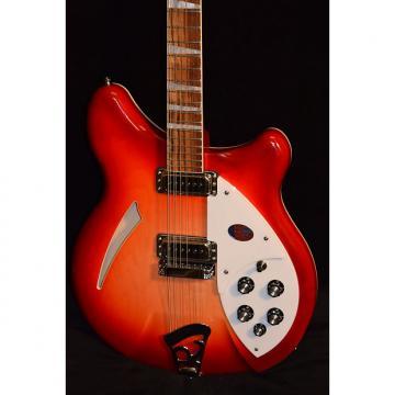 Custom Rickenbacker 360/12 Fireglo