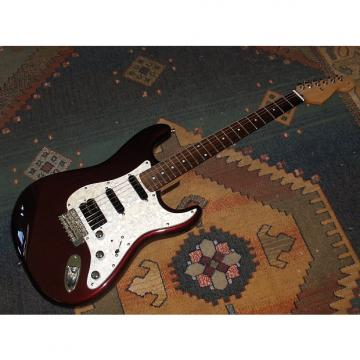 Custom Partscaster Fender Stratocaster Partscaster 1990's Wine