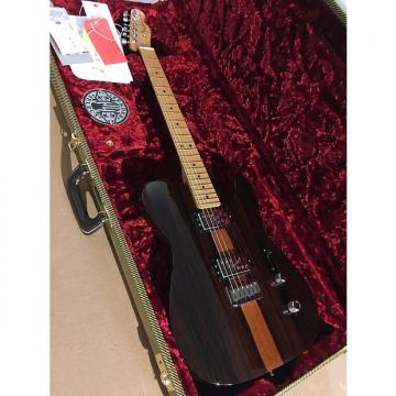 Custom Fender Select Telecaster HH  Malaysian Blackwood