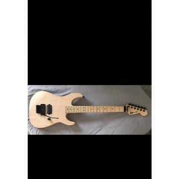Custom Custom Built Charvel Natural, KNE Electric Guitar, Demartini, Lynch