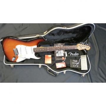 Custom Fender USA Stnd Stratocaster 1996/97 Sunburst