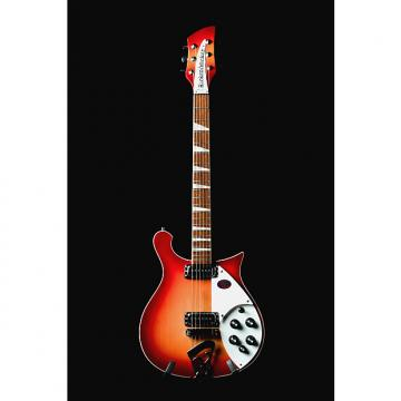 Custom Rickenbacker 620 2015 Fireglo