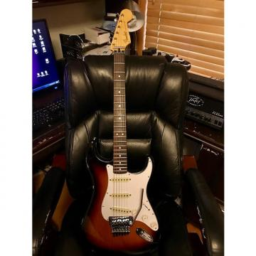 Custom Fender Stratocaster Floyd Rose, Lindy Fralin Pickups, Clapton Mid Boost, Parallel / Series S1 Switch