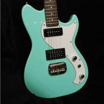 Custom G&L Fallout Tribute - Sea Foam Green w/ Rosewood Fretboard