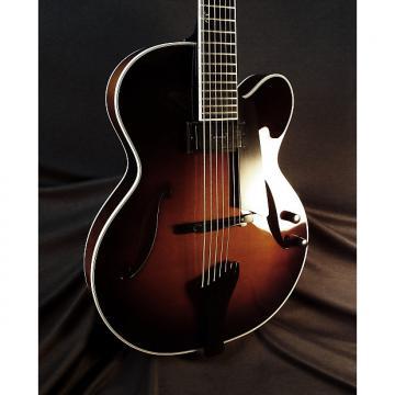 Custom Benedetto Bravo 7-String 2017 Opulent Brown
