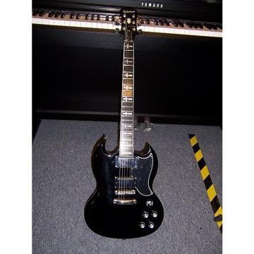 Custom Epiphone Tony Iommi SG Custom Electric Guitar, Ebony Second Hand