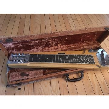 Custom Fender 8 String Lap Steel 1950's