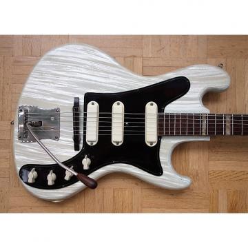 Custom Meinel & Herold Elektra-style ~1962 guitar - rare East Germany - FREE SHIPPING TO THE USA