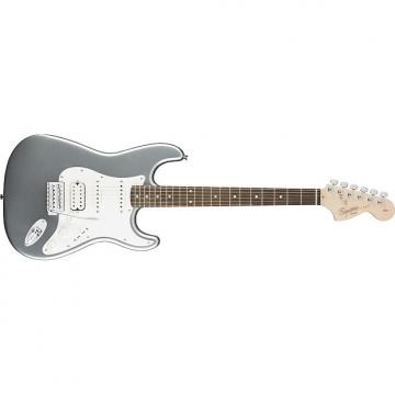 Custom Squier Fender Affinity Stratocaster HSS Slick Silver