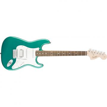 Custom Squier Affinity Series Stratocaster HSS Race Green
