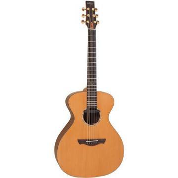 Custom Vintage VE2000DLX Gordon Giltrap Deluxe Signature Guitar And Case