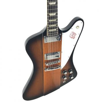 Custom Gibson Firebird V, Vintage Sunburst, USA, 2015, OHSC, NEAR NEW