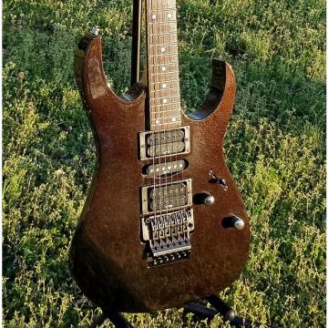 Custom Ibanez RG570 Root Beer Metallic-Free Shipping!!-MIJ-Gig Bag