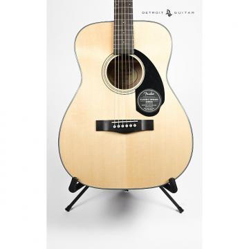 Custom Fender CC-60S Natural