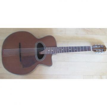Custom Busato Grande Bouche gypsy jazz guitar