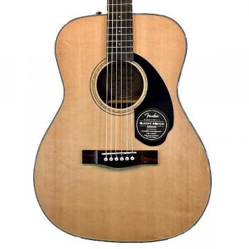Custom Fender CC-60S Acoustic Guitar