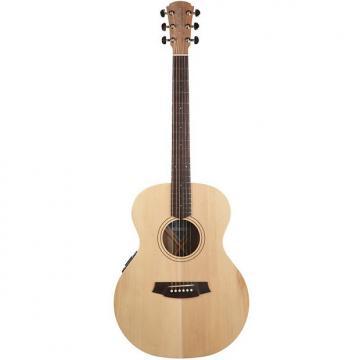 Custom Cole Clark Angel 1E Solid Bunya Top Electric/Acoustic