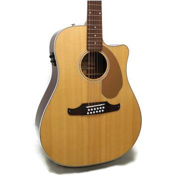 Custom Fender Villager-12 Dreadnought Cutaway 12-String Acoustic-Electric Guitar