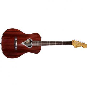 Custom Fender Alkaline Trio Malibu™ Natural