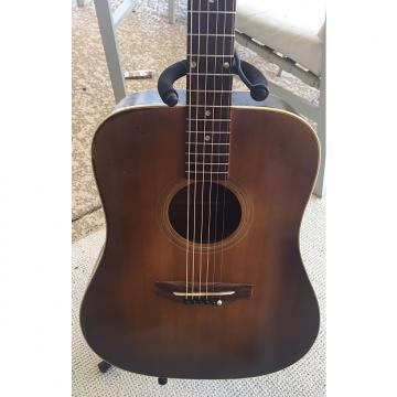 Custom Gibson J45 Deluxe 1968 2 Color Sunburst