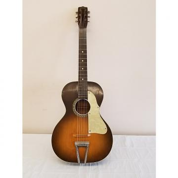 Custom Vintage Worco 3/4 Size Acoustic Guitar