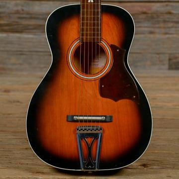 Custom Harmony Stella Model H6130 Sunburst 1960s (s311)