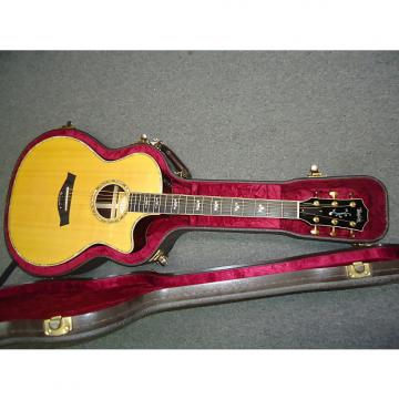 Custom Taylor 914CE-LTD Fall 2007 Limited Grand Auditorium Acoustic Electric Guitar Natural