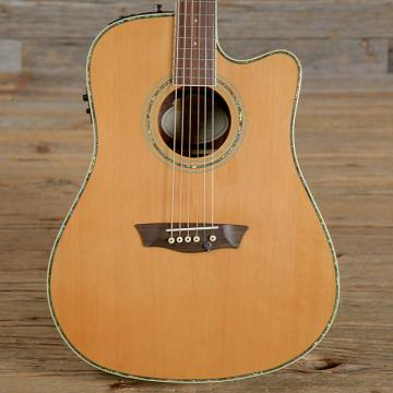 Custom Washburn WDFLB26SCE Forrest Lee Jr. B-Bender Natural USED (s657)