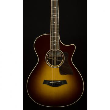 Custom Taylor 812ce 12-Fret Sunburst #67050