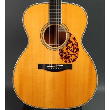 Custom 2013 Santa Cruz OM Grand Mahogany/Adirondack Acoustic Guitar