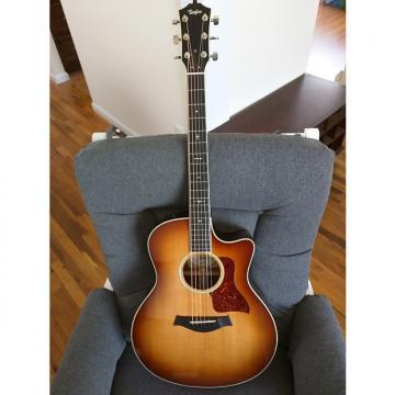 Custom Taylor 516ce-FLTD  2014 Sunburst